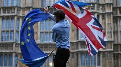 Il vertice ha approvato l'uscita della Gran Bretagna dall'UE