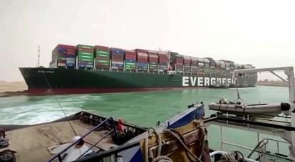 L'indiano di Suez potrebbe cambiare tutto il commercio mondiale