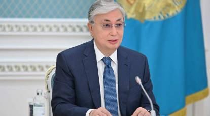 Il presidente del Kazakistan ha commentato la questione del possibile riconoscimento dei talebani