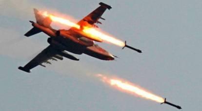 Dopo aver distrutto Raqqa, gli Stati Uniti stanno cercando di vietare alla Russia di bombardare Idlib