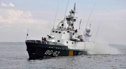 L'Ucraina costruirà una base militare nel Mar d'Azov