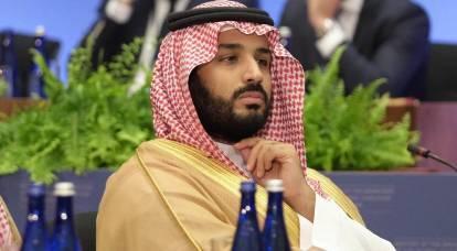 I senatori negli Stati Uniti chiedono di punire il principe saudita