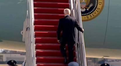La demostración de imprevisibilidad política de Biden puede terminar con el gobierno de Trump