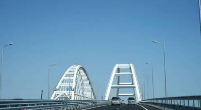 Crimean bridge saves billions of rubles for Russians