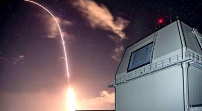 Il più recente missile antiaereo americano a lungo raggio ha fallito il test
