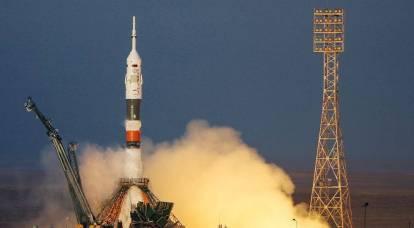Andiamo: Soyuz con equipaggio lanciato con successo da Baikonur alla ISS