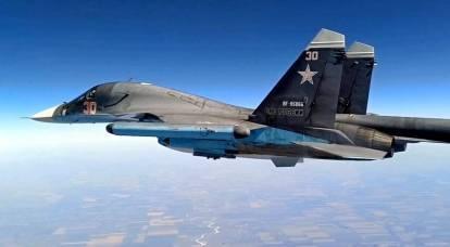 L'aviazione russa intensifica gli attacchi aerei in Siria