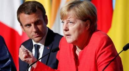 Germania e Francia sono contrarie a sanzioni anti-russe più severe