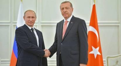 Erdogan asked Putin to release Ukrainian sailors