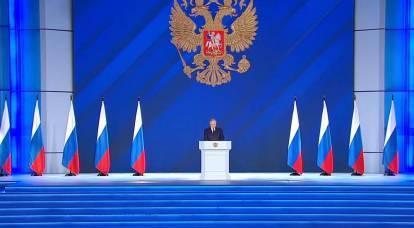 Los lectores de Daily Mail reaccionaron al discurso de Putin sobre las líneas rojas