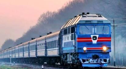 Ferrovia ucraina contro russa: il caso in cui è meglio non confrontare