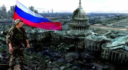 ¿Qué pasa si los rusos invaden los Estados Unidos?