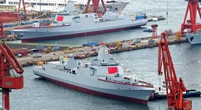 中国がロシア海軍のために軍艦を建造しない理由