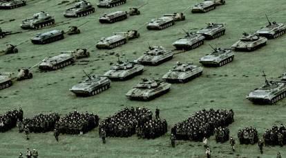 """Riuscirà la Russia a trovare la forza per rispondere allo """"sviluppo militare dell'Ucraina"""" da parte dell'Occidente?"""