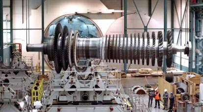 GTD-110M is not the only one: Russia is increasing the production of high-power gas turbines