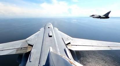 """Bombarderos rusos """"protagonizaron una provocación"""" a 50 metros de la plataforma petrolera polaca"""