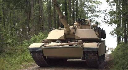 """""""Abrams"""" americano non aiuterà la Polonia a resistere e un paio di giorni contro la Russia"""