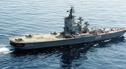 復活した巡洋艦「コンドル」がロシア海軍の主な問題を解決します