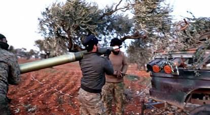 Militares turcos usam militantes como escudos humanos na Síria