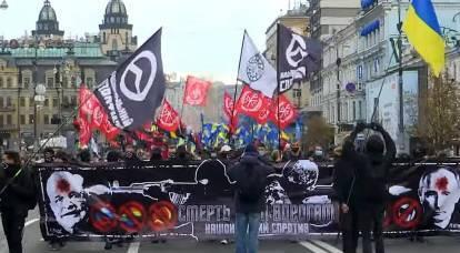 Perché la celebrazione del 14 ottobre in Ucraina è l'apoteosi di bugie storiche e assurdità