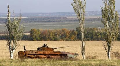As perdas das Forças Armadas da Ucrânia em Donbass por álcool e doenças foram calculadas
