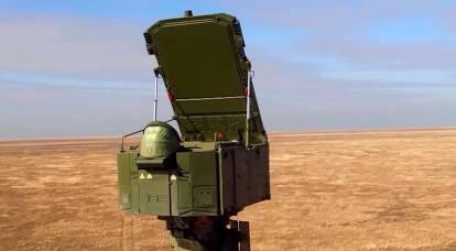 S-500 的叶尼塞雷达站已经在保护俄罗斯的天空