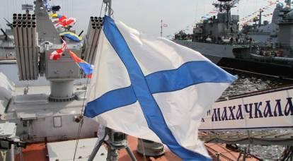 Caspian flotilla transferred to Dagestan