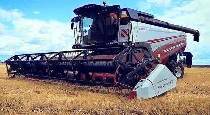 Why Europeans are buying up Russian agricultural machinery