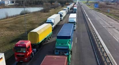 Prohibición del tránsito por Bielorrusia: Minsk está tratando de chantajear no tanto a Berlín como a Moscú