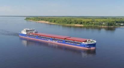 """俄罗斯""""加速""""军用和民用造船"""