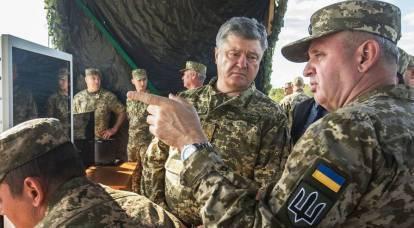 Poroshenko trasferisce le truppe sulla costa