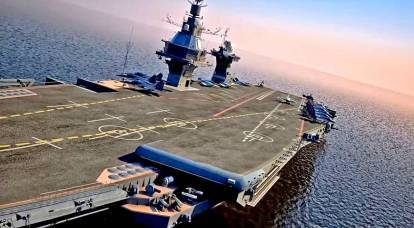 The dream of a Russian aircraft carrier, which is not destined to come true