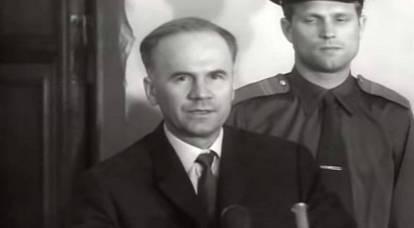 """Cómo el coronel del GRU Penkovsky se convirtió en una """"moneda de cambio"""" en la lucha de la élite contra Jruschov"""