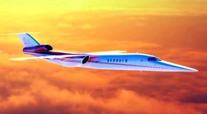 C'è un futuro per l'aviazione supersonica?