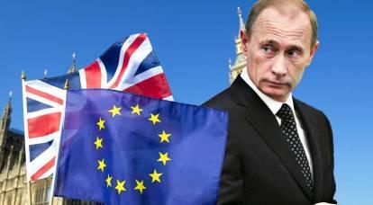 Ovest - per l'espulsione dei diplomatici dalla Federazione Russa: cosa ti permetti ?!