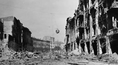 """Socavando Khreshchatyk: cómo el Ejército Rojo organizó una """"reunión ardiente"""" para los nazis en Kiev"""