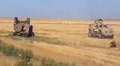 """""""Del mismo modo, los nuestros fueron cortados"""": la Web agradeció el M-ATV estadounidense invertido en Siria"""