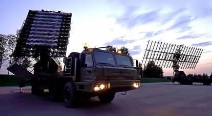 Gli ultimi radar Sky-M chiudono l'ultimo buco nella difesa aerea russa