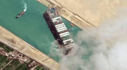 """L '""""incidente di Suez"""" ha dimostrato che la Russia non può padroneggiare la rotta del Mare del Nord senza la Cina"""