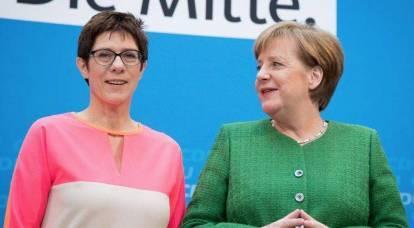 Il successore della Merkel non abbandonerà il gasdotto Nord Stream-2