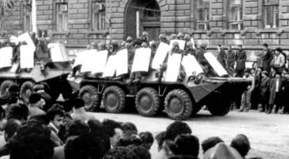 """Gennaio nero"" Baku. Come non era necessario salvare l'URSS"