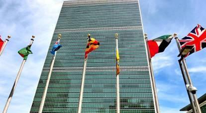 Accès à l'affaire : les États-Unis ne permettent pas à la Russie d'entrer à l'ONU