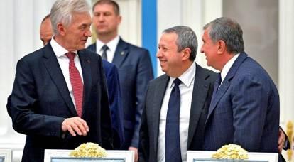 I miliardari russi hanno perso la loro vergogna