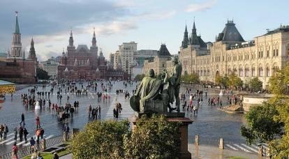 O Ocidente viu a maior redução na população da Rússia em tempos de paz
