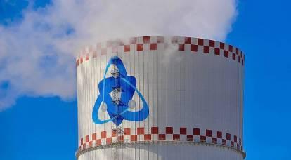 Só aqui: Rosatom está dominando a produção do combustível nuclear do futuro