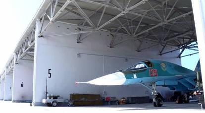 Russian military aircraft will receive a roof over their heads