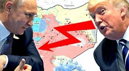 Occidente prepara una provocación antirrusa en Siria