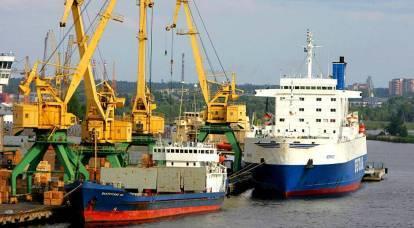 Gli USA, spaventati dalla Russia, distruggono l'economia lettone