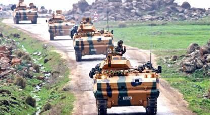 Le truppe turche hanno organizzato un massacro ad Afrin