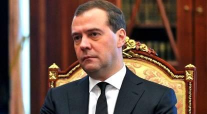 Medvedev ha deciso di reinsediare i russi nelle capanne